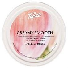 Tofutti Cr. Smooth Garlic&herb