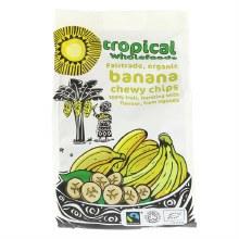 FT Organic Banana Chewy Chips