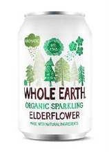 Whole Earth Spark Elderflower