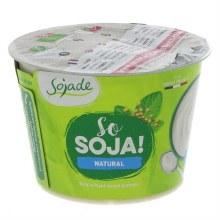 Sojade Organic Natural Yoghurt 250g