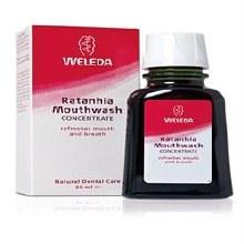 Weleda Ratanhia Mouthwash