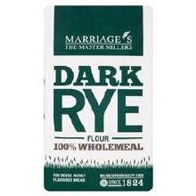 Dark Rye 1000g