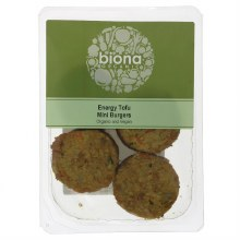 Biona Org Mini Energy Burgers
