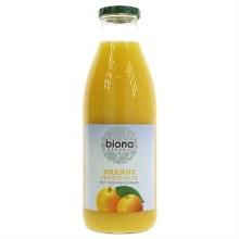 Biona Og Orange Juice