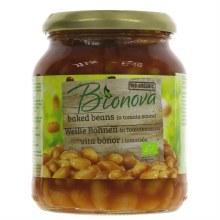 Bionova Organic Baked Beans