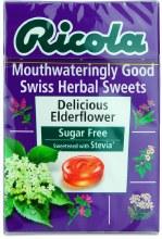 Ricola Elderflower Sugar Free