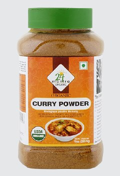24 MANTRA CURRY POWDER 10OZ