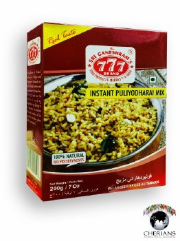 777 INSTANT PULIYODHARAI MIX 200GM