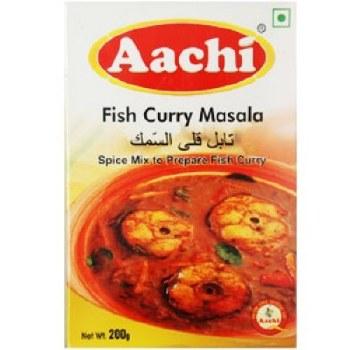 AACHI FISH CURRY MASALA 200GM
