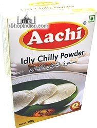 AACHI IDLY CHILLY POWDER 200GM