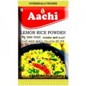 AACHI LEMON RICE POWDER 200GM
