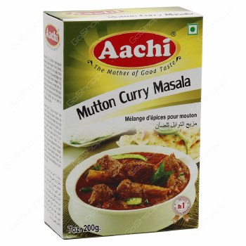 AACHI MUTTON CURRY 7OZ
