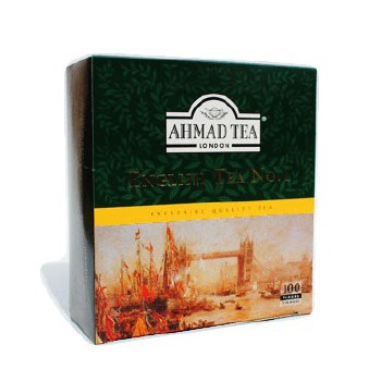 AHMED 100 TEA BAGS 7OZ