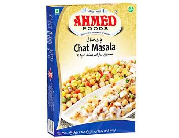 AHMED CHAT MASALA 60GM