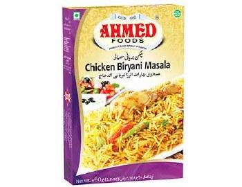 AHMED CHICKEN BIRYANI MASAL60G