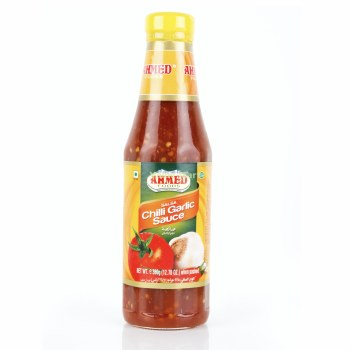 AHMED CHILLI GARLIC SAUCE 300G