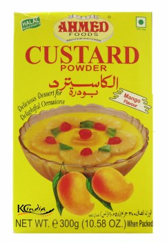 AHMED CUSTARD MANGO 300G