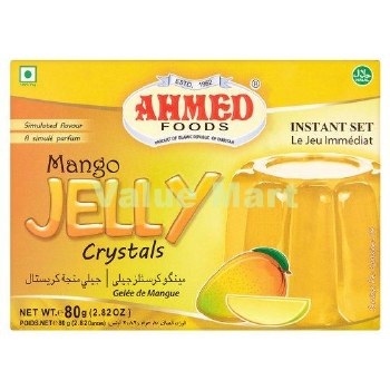 AHMED MANGO JELLY 80GM