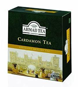 AHMED TEA BAGS CARDAMOM