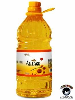 ALLEGRO SUNFLOWER OIL 2LT
