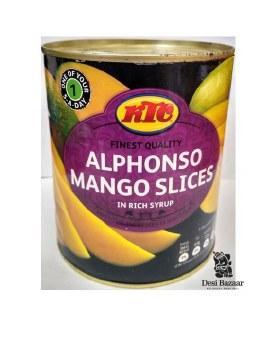 ALPHANSO MANGO SLICES 312G