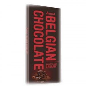 AMUL BELGIAN CHOCOLATE 150G