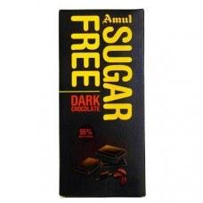 AMUL SUGAR FREE CHOCOLATE 150G