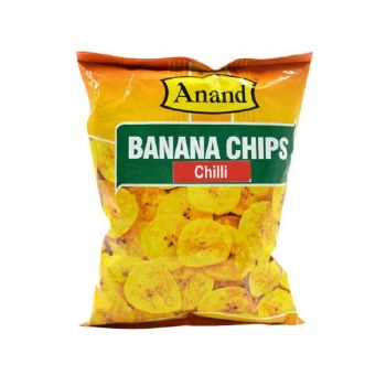 ANAND BANANA CHIPS CHILLI 400G