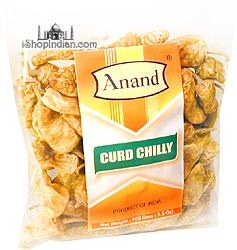 ANAND CURD CHILLY