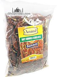 ANAND DRY CHILLIES 100G