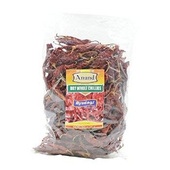 ANAND DRY WHOLE CHILLIES