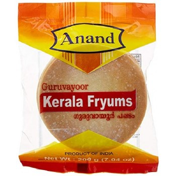 ANAND FRYUMS 14OZ.