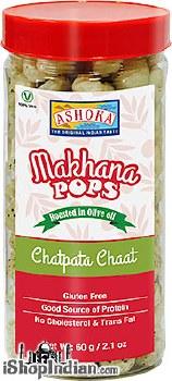 ASHOKA MAKHANA POPS CHATPATA 60G