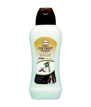 AYUR COCONUT SHAMPOO 500ML