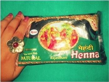 AYUR HENNA