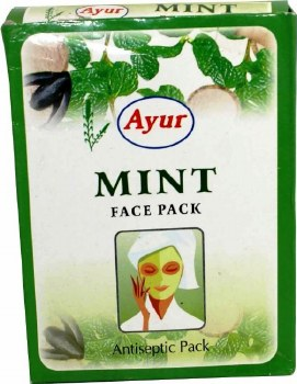 AYUR MINT FACE PACK 100GM
