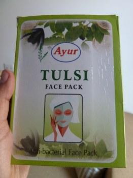 AYUR TULSI FACE PACK