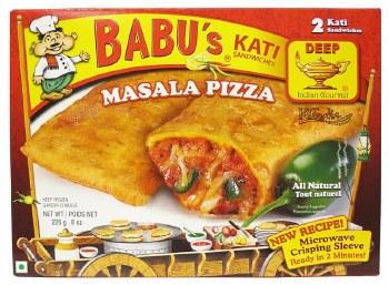 DEEP BABUS MASALA PIZZA