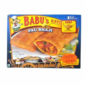 DEEP BABUS PAU BHAJI