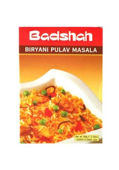 BADSHAH BIRYANI PULAV MASALA