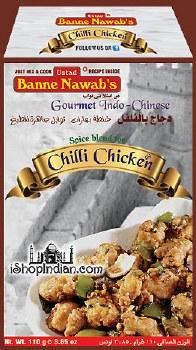 BANNE NAWAB'S CHILLI CHICKEN MASALA 65G
