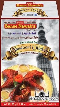 BANNE NAWAB'S TANDOORI CHICKEN MASALA