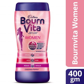 BOURNVITA WOMEN 400GM