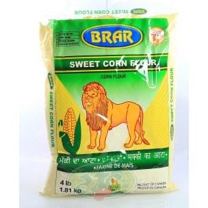 BRARS SWEET CORN FLOR 4LB