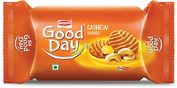 BRITANNIA GOODAY CASHEW 600G