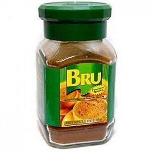 BRU COFFEE 100GM