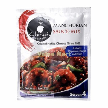 CHINGS VEG MANANCHURIAN 50GM