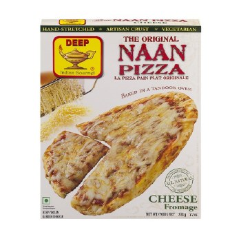 DEEP PIZZA CHEESE FROMAGE