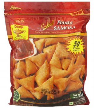 DEEP 50 POTATO SAMOSA