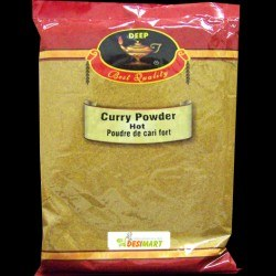 DEEP CURRY POWDER 200GM